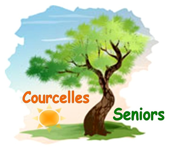 LOGO DE COURCELLES -SENIORS
